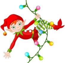 48886033-stock-vector-illustration-of-cute-christmas-elf-swinging-on-a-garland