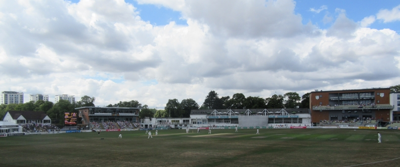 CC 2018 Worcs (A) Wide view of ground