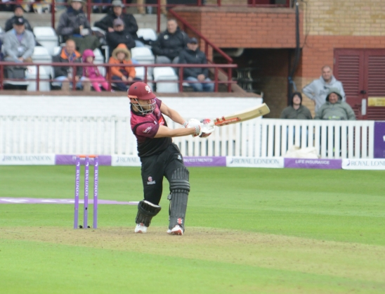 RLODC 50-over Som v Essex 260419 James Hildreth 6 runs-1 (C) M Williams