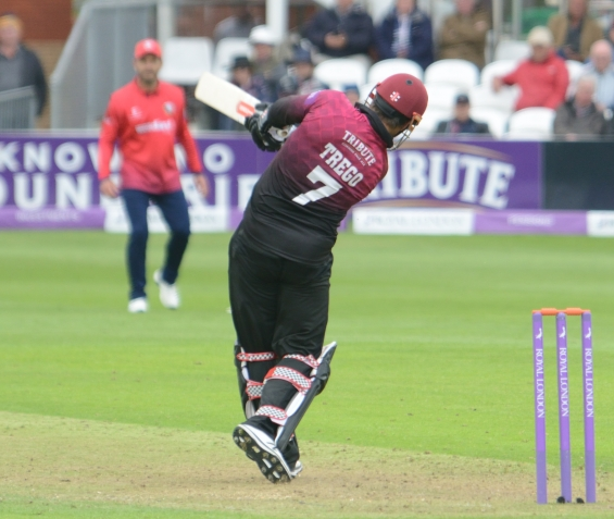 RLODC 50-over Som v Essex 260419 Peter Trego 6 runs (C) M Williams